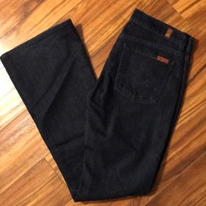 7 For All Mankind The Lexi Petite Bootcut Size 27